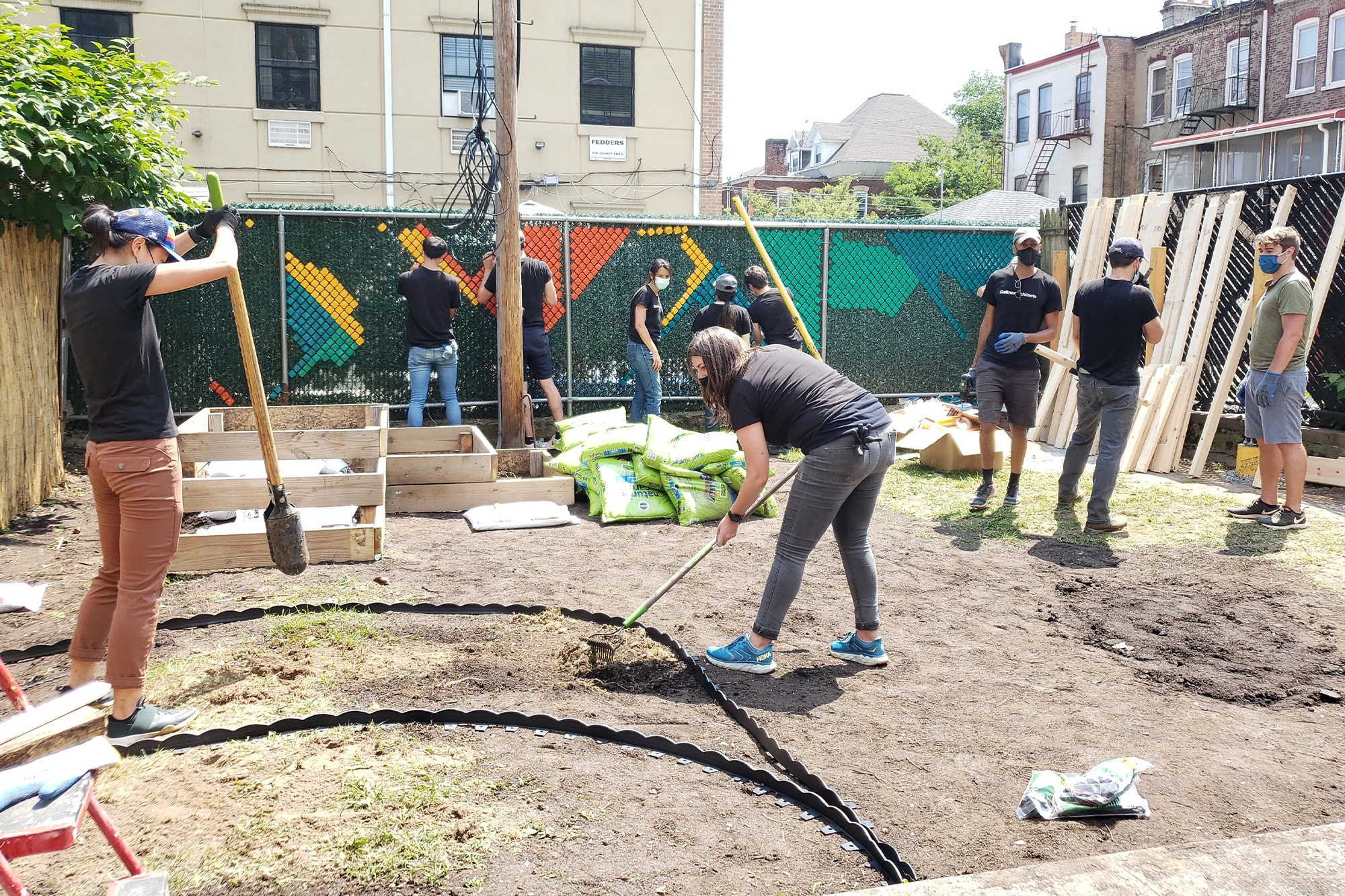 AIA New York's Day of Service